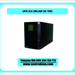 UPS ICA ONLINE SE 1100 | UPS ICA ONLINE UNTUK ATM 1100 VA
